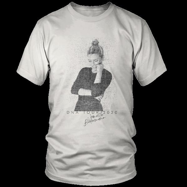 Jeanette Biedermann - T-Shirt - Konterfei
