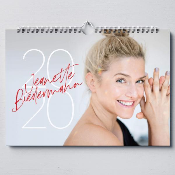 Jeanette Biedermann - Kalender 2020